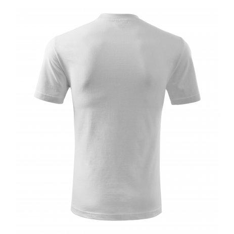 Pánské triko MALFINI HEAVY 110 BÍLÁ