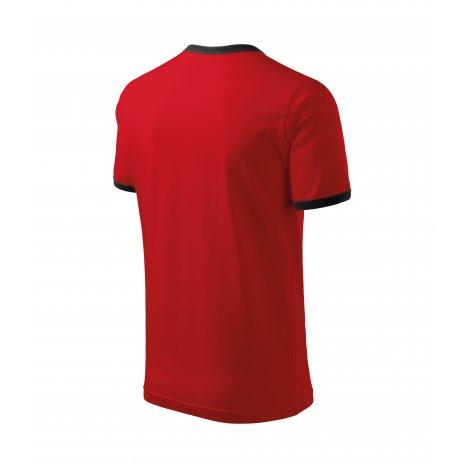 Pánské triko MALFINI INFINITY 131 ČERVENÁ