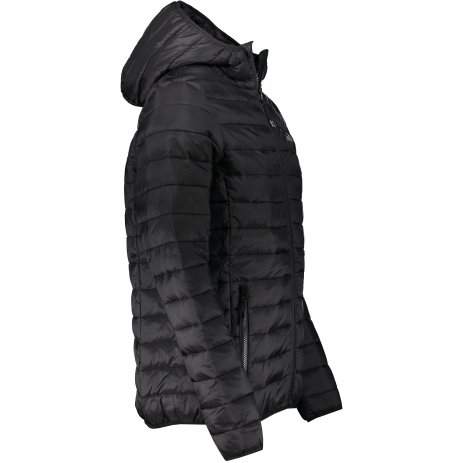 Pánská bunda ALTISPORT NAHIJ MJCS455 ČERNÁ