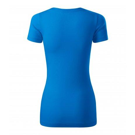 Dámské triko s krátkým rukávem MALFINI PREMIUM ACTION 152 SNORKEL BLUE