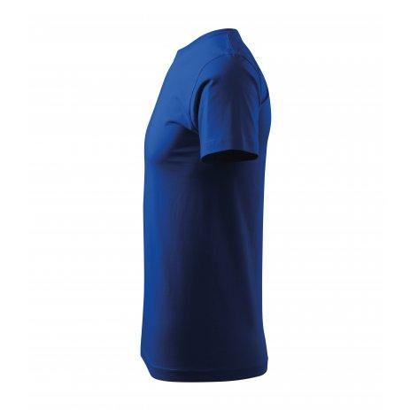 Pánské triko MALFINI HEAVY NEW 137 KRÁLOVSKÁ MODRÁ