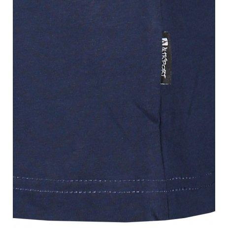 Pánské triko ALTISPORT VETAM MTSS608 TMAVĚ MODRÁ