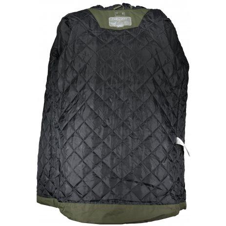 Dámský kabát 4F D4Z20-KUD302 KHAKI