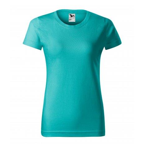 Dámské triko MALFINI BASIC 134 EMERALD