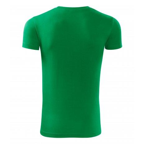 Pánské triko MALFINI VIPER 143 STŘEDNĚ ZELENÁ