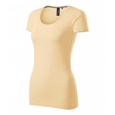 Dámské triko s krátkým rukávem MALFINI PREMIUM ACTION 152 BOURBON VANILLA