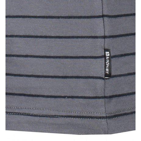 Pánské triko ALTISPORT STEREN MTSS565 TMAVĚ ŠEDÁ