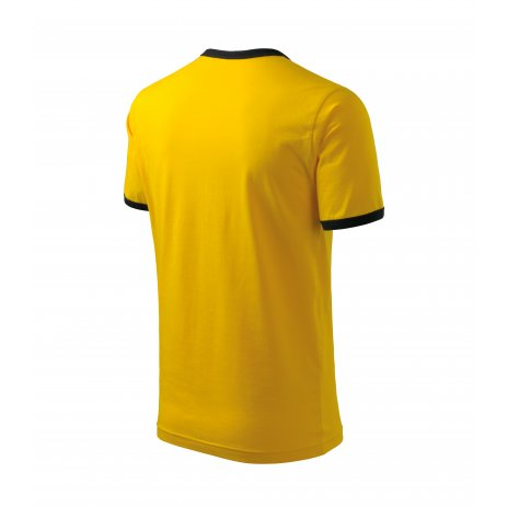 Pánské triko MALFINI INFINITY 131 ŽLUTÁ