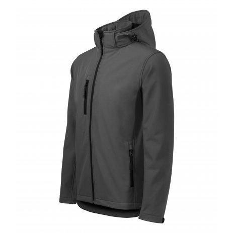 Pánská softshellová bunda MALFINI PERFORMANCE 522 OCELOVĚ ŠEDÁ