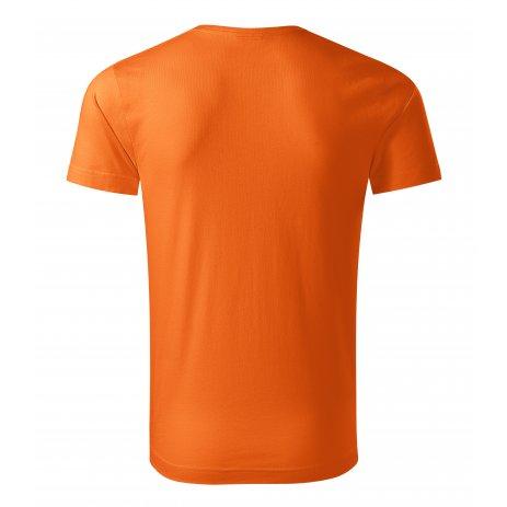 Pánské triko MALFINI ORIGIN 171 ORANŽOVÁ