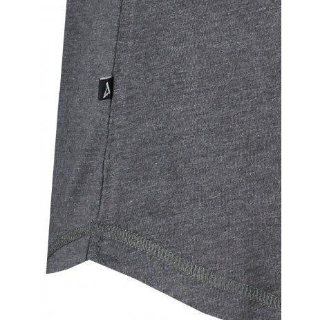 Dámské triko ALTISPORT HODEIA LTSS695 TMAVĚ ŠEDÁ