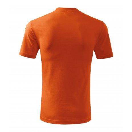 Pánské triko MALFINI HEAVY 110 ORANŽOVÁ