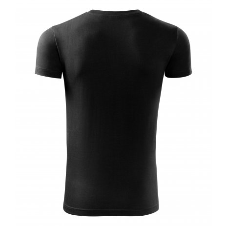 Pánské triko MALFINI VIPER 143 ČERNÁ