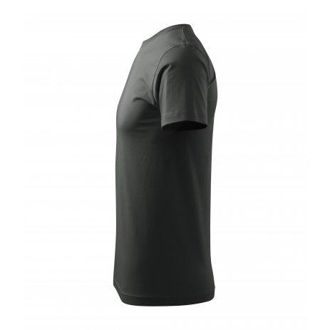 Pánské triko MALFINI HEAVY NEW 137 TMAVÁ BŘIDLICE