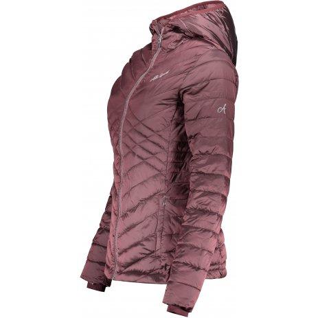 Dámská zimní bunda ALTISPORT BEREZA LJCS432 VÍNOVÁ