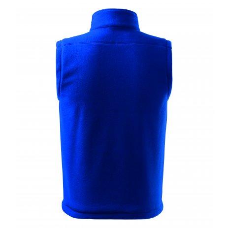 Pánská fleecová vesta RIMECK NEXT 518 KRÁLOVSKÁ MODRÁ