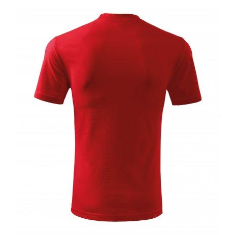 Pánské triko MALFINI HEAVY 110 ČERVENÁ