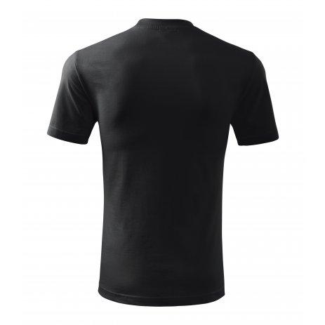 Pánské triko MALFINI HEAVY 110 EBONY GRAY