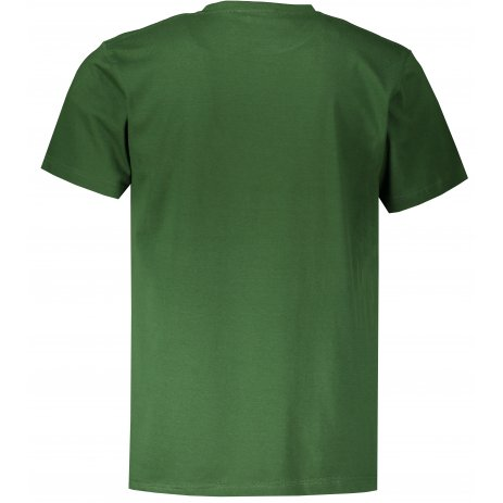 Pánské triko ALTISPORT ALM017129 LAHVOVĚ ZELENÁ