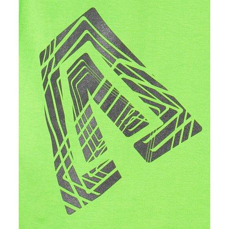 Pánské triko ALTISPORT ALM013129 APPLE GREEN