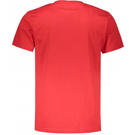 Pánské triko ALTISPORT ALM017129 ČERVENÁ