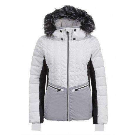 Dámská zimní bunda LUHTA EMBODA OPTIC WHITE