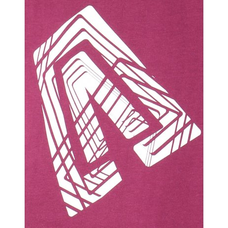 Pánské triko ALTISPORT ALM013129 FUCHSIOVÁ