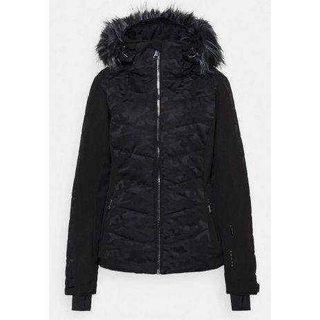 Dámská zimní bunda LUHTA ENGELSBY BLACK