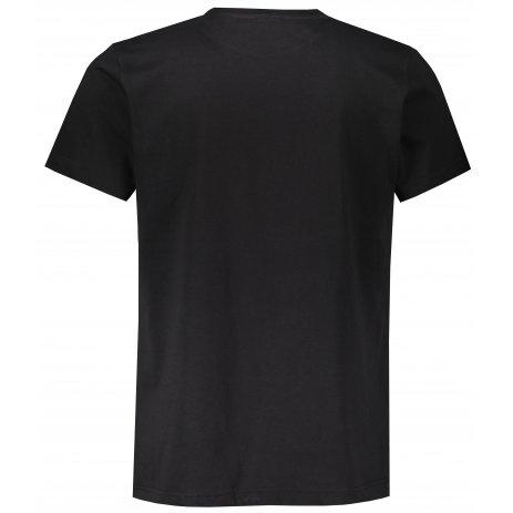 Pánské triko ALTISPORT ALM017129 ČERNÁ