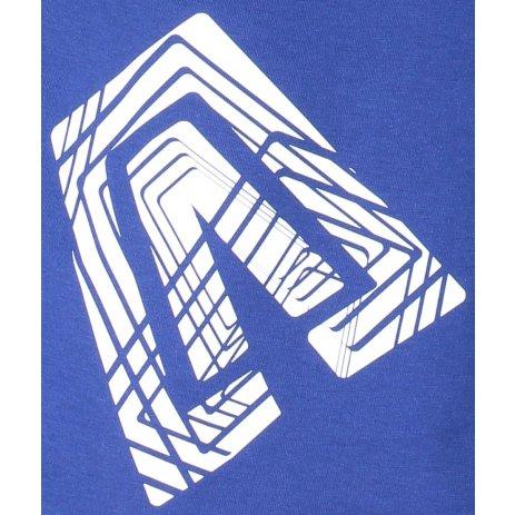 Pánské triko ALTISPORT ALM013129 KRÁLOVSKÁ MODRÁ