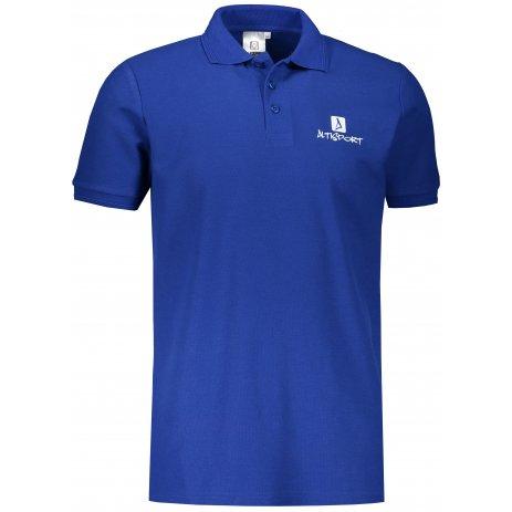Pánské triko s límečkem ALTISPORT ALM008203 KRÁLOVSKÁ MODRÁ