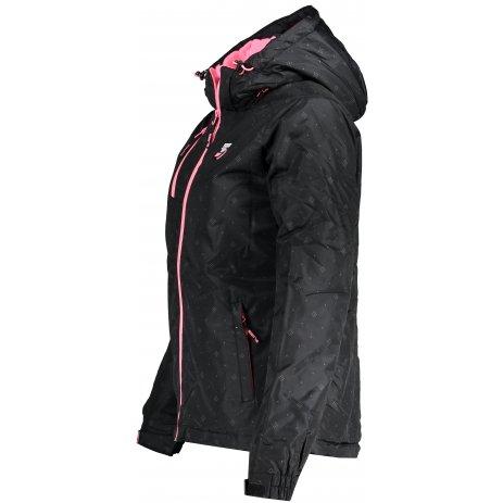 Dámská zimní bunda SAM 73 AISLING WB 803 ČERNÁ