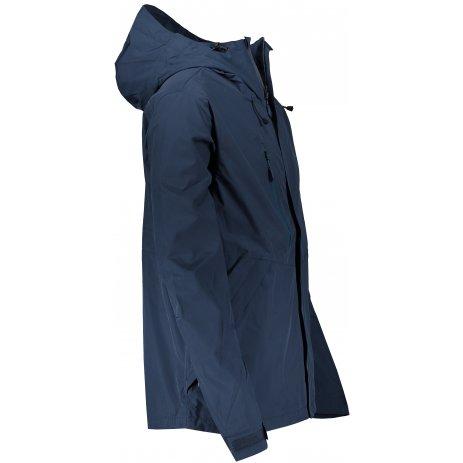 Pánská bunda ALPINE PRO LANK MJCS435 TMAVĚ MODRÁ