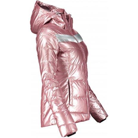 Dámská zimní bunda ALPINE PRO GARFA LJCS445 RŮŽOVÁ