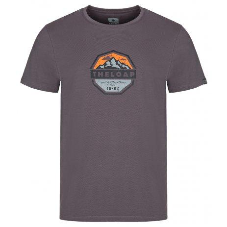 Pánské triko LOAP ALTAIR CLM2076 ŠEDÁ
