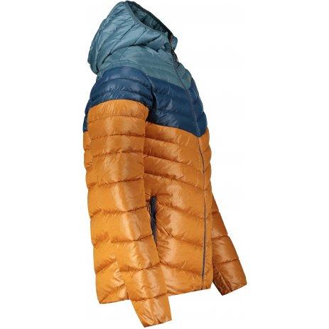 Pánská bunda ALPINE PRO MERV MJCS431 ŽLUTÁ