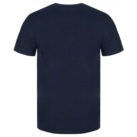 Pánské triko LOAP ALGER CLM2073 MODRÁ