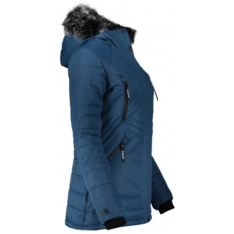 Dámská zimní bunda ALPINE PRO ICYBA 6 LJCS409 MODRÁ