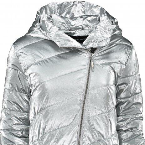 Dámský zimní kabát ALPINE PRO OMEGA 4 LCTS130 ŠEDÁ