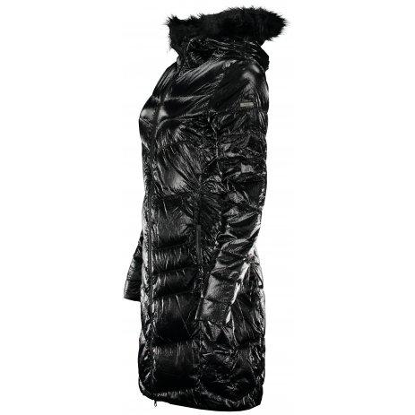 Dámský kabát ALPINE PRO RELLA LCTS138 ČERNÁ