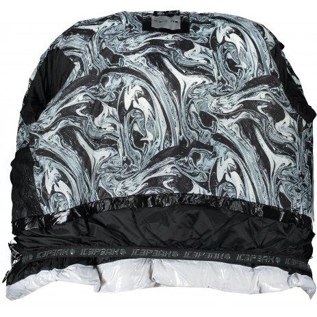 Dámská péřová bunda ICEPEAK CHICAGO ČERNÁ