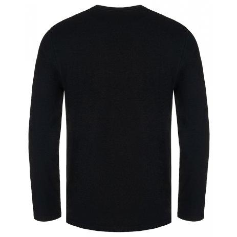 Pánské triko LOAP ALBI CLM2069 ČERNÁ