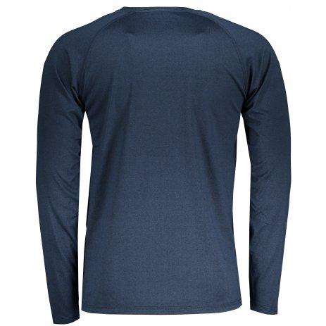 Pánské funkční triko ALPINE PRO TAR 2 MTSS552 TMAVĚ MODRÁ
