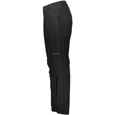 Pánské softshelové kalhoty ALPINE PRO CARB 3 INS. MPAS378 ČERNÁ