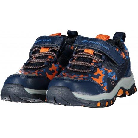 Dětské boty ALPINE PRO BLODO KBTS258 TMAVĚ MODRÁ