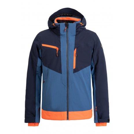 Pánská lyžařská bunda ICEPEAK FINCASTLE MODRÁ