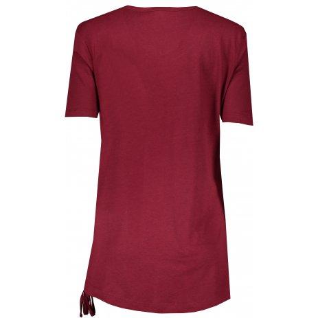 Dámské triko ALPINE PRO AIKA LTSS703 FIALOVÁ