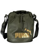 Dámská taštička PUMA WMN CORE UP SMALL BUCKET BAG FOREST NIGHT