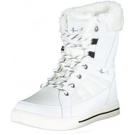 Dámské zimní boty ALPINE PRO KOLINA LBTS286 BÍLÁ