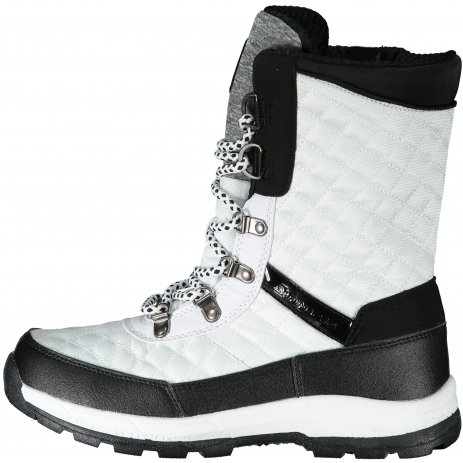 Dámské zimní boty ALPINE PRO ROSSA LBTS287 BÍLÁ